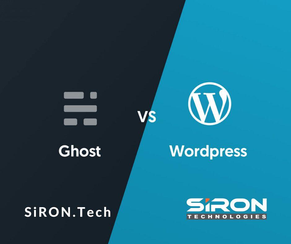WordPress vs. Ghost