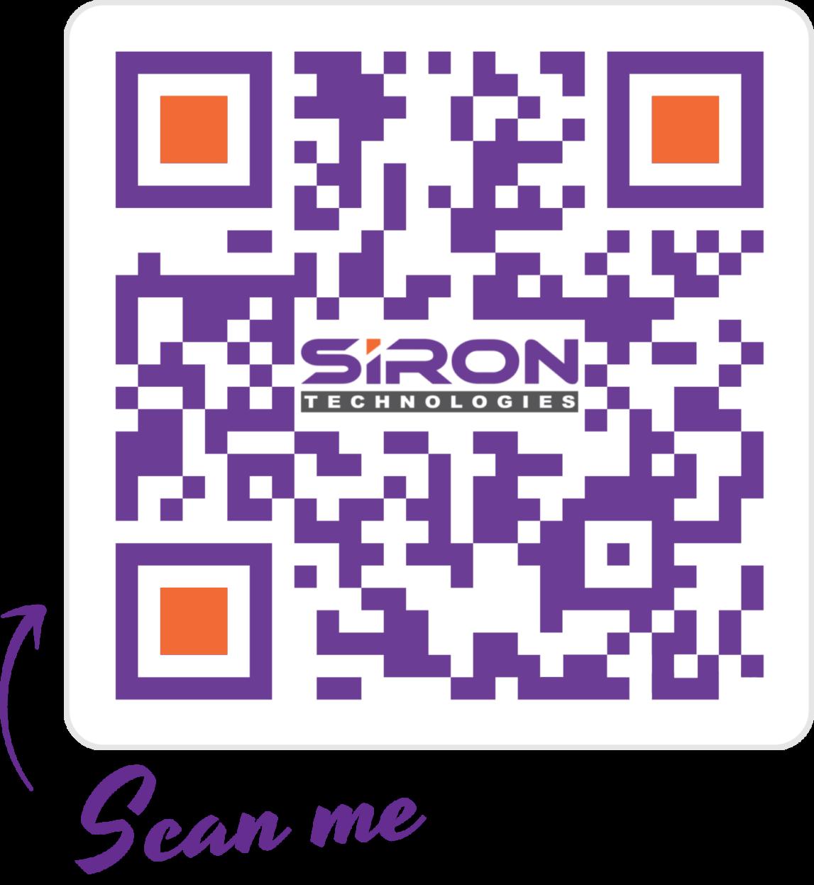 siron qr code
