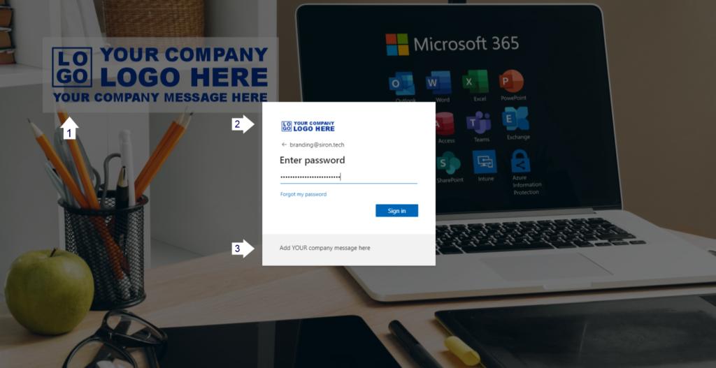 Microsoft 365 branding
